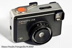 Agfa Agfamatic 208 Sensor