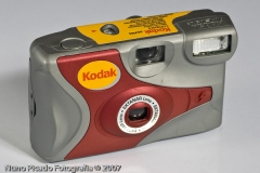 Kodak Ultra Compact Flash Gray/Red