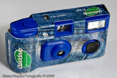 Fujifilm QuickSnap Jeans Flash