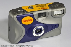 Kodak Ultra Compact Flash Gray/Purple