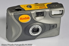 Kodak Ultra Compact Flash Gray/Grey