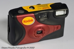 Kodak Ultra Compact Flash Black/Red