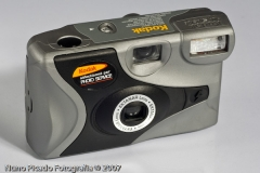 Kodak Ultra Compact Flash Gray/Black