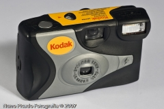 Kodak Ultra Compact Flash Black/Gray