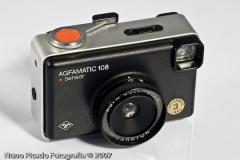 Agfa Agfamatic 108 Sensor