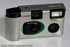 Fujifilm QuickSnap Superia Flash