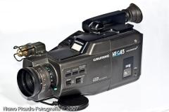 Grundig VS-C45 Video Reporter